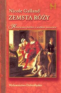 Zemsta Róży - okładka książki