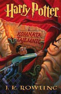 Harry Potter i komnata tajemnic - recenzja książki