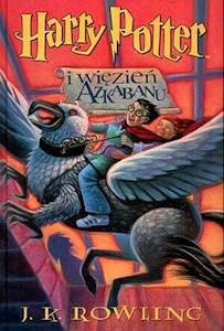 Joanne Rowling - Harry Potter i Więzień Azkabanu - recenzja książki