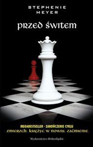 książka przed świtem Stephanie Meyer