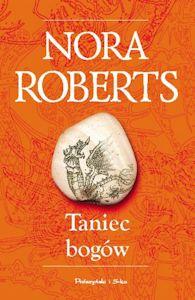 książka Nory Roberts pod tytułem Taniec bogów