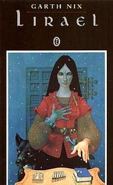 książka Gartha Nix'a - Lirael