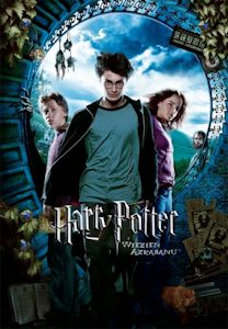 Plakat z filmu Harry Potter i więzień Azkabanu