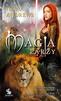 Magia Parzy llona Andrews Recenzja książki