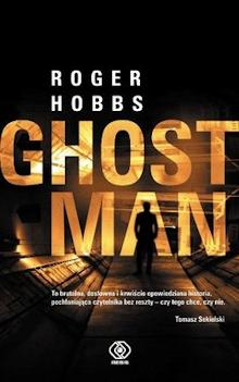 Ghostman Roger Hobbs okładka książki