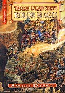 Kolor Magii Terry Pratchett