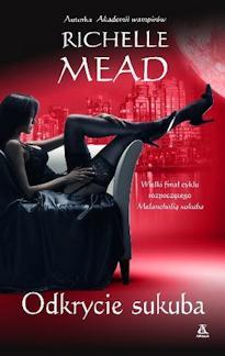 Odkrycie sukuba - Richelle Mead