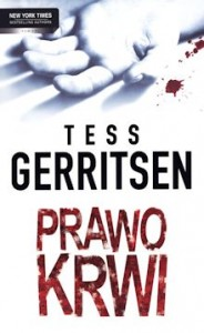 Recenzja książki Prawo Krwii Tess Gerristen