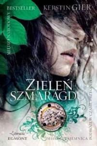 Recenzja książki Zieleń szmaragdu Kerstin Gier