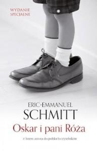 Oskar i Pani Róża - Eric Emmanuel Schmitt