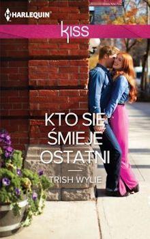 Okładka książki Kto się śmieje ostatni