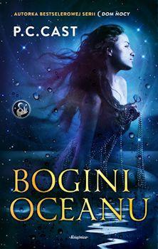 Okładka książki Wezwanie bogini: Bogini oceanu