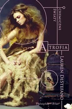 Okładka książki Atrofia