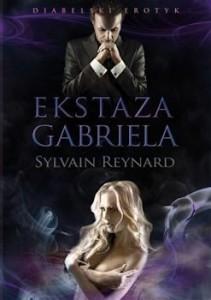 Okładka książki Ekstaza Gabriela