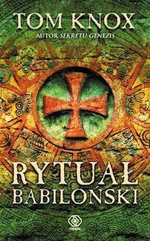 Okładka książki Rytuał Babiloński