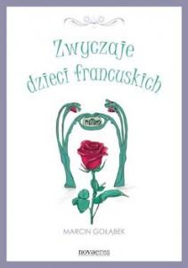 Okładka książki Zwyczaje dzieci francuskich