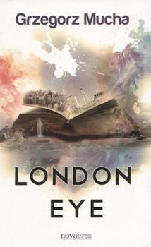 Okładka książki London eye