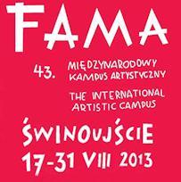 Spotkania autorskie w ramach Festiwalu FAMA 2013