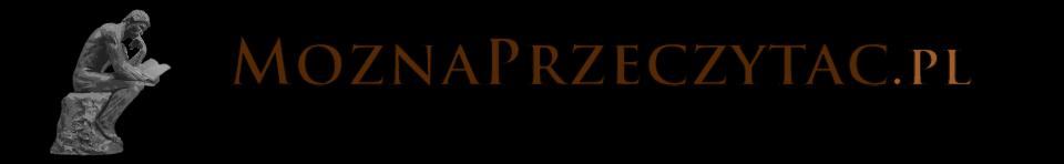 MoznaPrzeczytac.pl - Recenzje książek z każdej półki