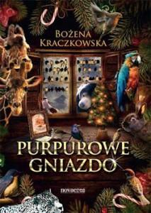 Recenzja książki Purpurowe Gniazdo