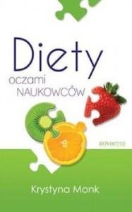 Recenzja książki Diety oczami naukowców