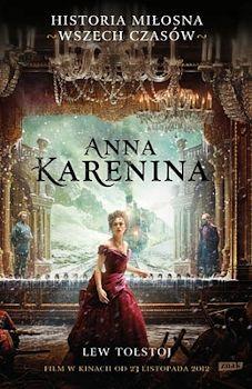 Recenzja książki Anna Karenina
