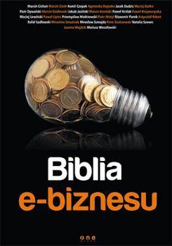 Recenzja ksiażki Biblia e-biznesu