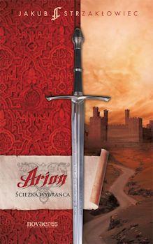 Recenzja książki Arion. Ścieżka Wybrańca
