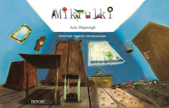 Mikrulki ksiązka