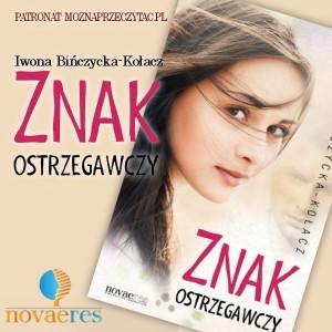 Znak Ostrzegawczy - patronat MoznaPrzeczytac.pl