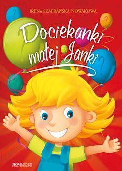 Recenzja książki Dociekanki małej Janki