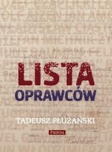 Recenzja książki Lista oprawców - Tadeusz Płużański