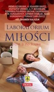 Recenzja ksiązki Laboratorium miłości. Tom 2: Po ślubie