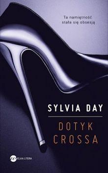Recenzja książki Dotyk Crossa