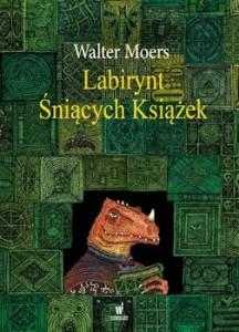 Recenzja książki Labirynt Śniących Książek