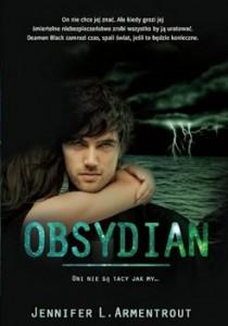 Recenzja książki Obsydian
