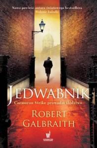 Recenzja książki Jedwabnik