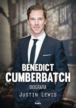 Recenzja książki Benedict Cumberbatch. Biografia - Justin Lewis