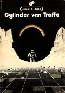 Recenzja książki Cylinder van Troffa