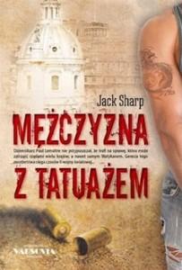 Recenzja książki Mężczyzna z tatuażem - Jack Sharp