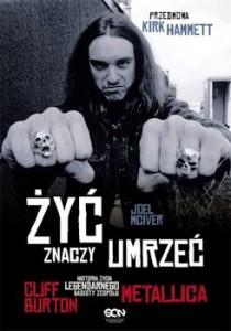 Recenzja książki Żyć znaczy umrzeć. Historia życia legendarnego basisty zespołu Metallica