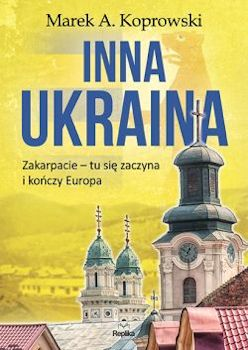 Recenzja książki Inna Ukraina