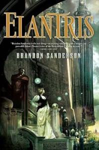 Recenzja książki Elantris