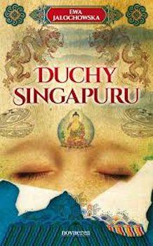 Recenzja książki Duchy Singapuru