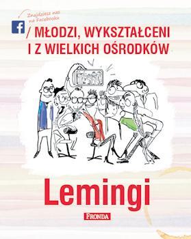Recenzja książki Lemingi. Młodzi, wykształceni i z wielkich ośrodków - Jerzy A. Krakowski