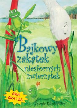 Recenzja książki Bajkowy zakątek niesfornych zwierzątek