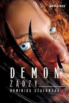 Recenzja książki Demon żądzy