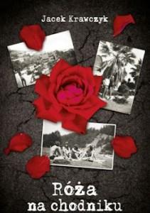 Recenzka książki Róża na chodniku