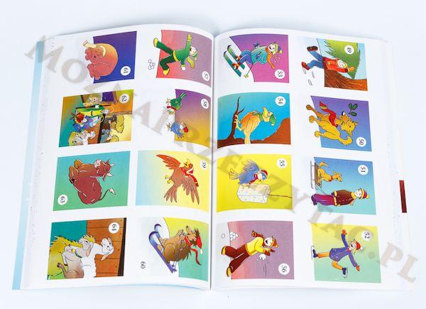 Wielka Księga Kolorowanek Bożonarodzeniowych