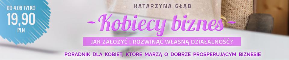 Kobiecy biznes - Patronat MoznaPrzeczytac.pl